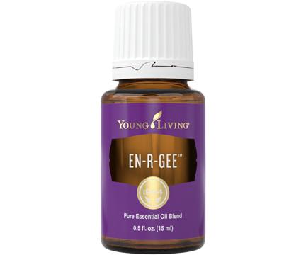 Look to the little purple label and get in the pink! (Photo: Young Living)