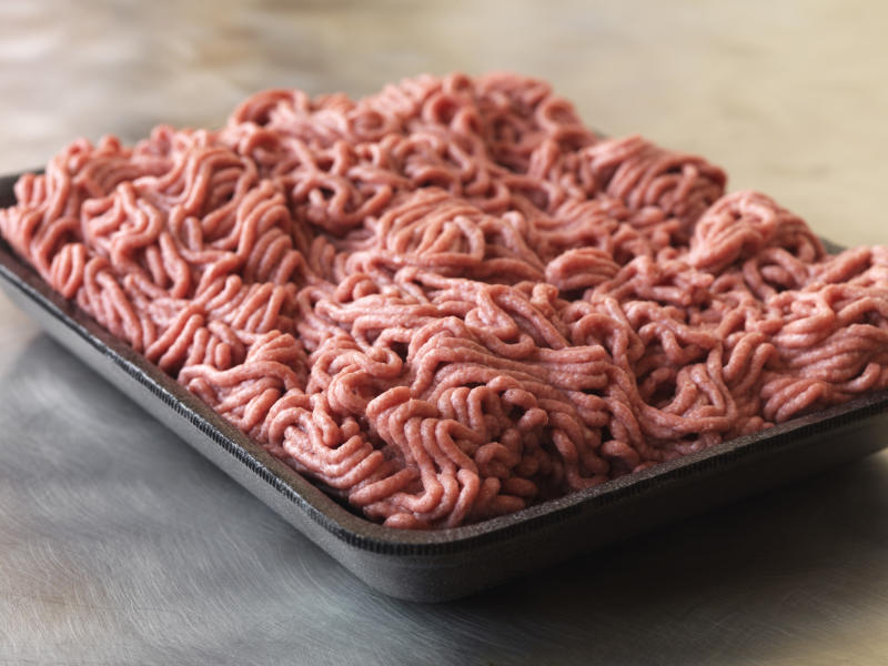 "FILE - This September 2012 file photo provided by Dakota Dunes, S.D.-based meat processor Beef Products Inc., shows a sample of their lean, finely-textured beef. In a statement sent Thursday, June 13, 2013, ABC News says it intends to ask a circuit court to dismiss a South Dakota beef processing company's defamation lawsuit now that it has been moved from federal court. Beef Products Inc. sued for defamation over ABC's coverage of a meat product that critics dub ""pink slime."" (AP Photo/Beef Products, Inc., File)"