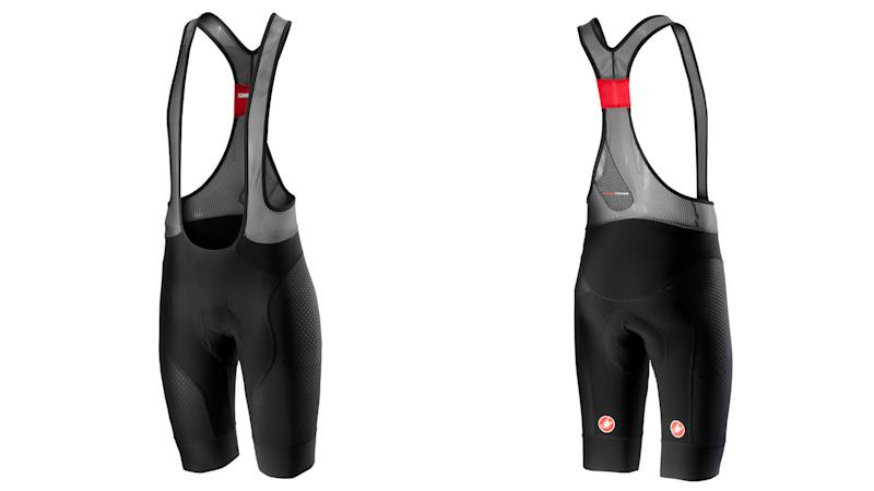 Best bib shorts: Castelli Free Aero Race 4 bib shorts