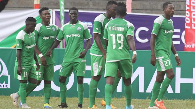 An Ephrem Guikan hat-trick, a Lawrence Juma strike and an own goal was enough to see K'Ogalo go through