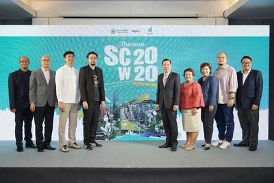 depa Joins Forces with Partners to Organize Thailand Smart City Week 2020, Showcasing Digital Technologies to Steer People-Centric Smart City Development