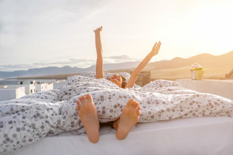Have we been sleeping all wrong? [Photo: Getty]