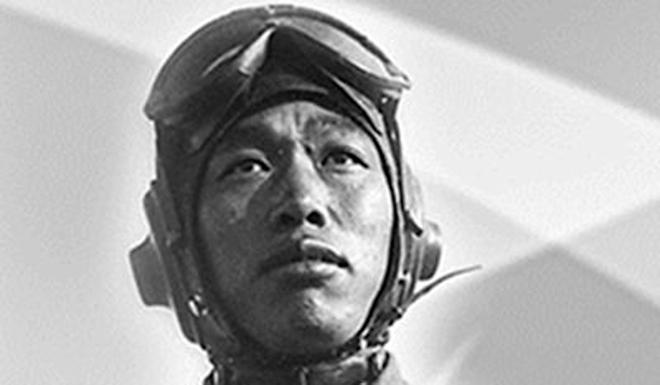 Hua Longyi was decorated for shooting down at least six enemy aircraft. Photo: Handout