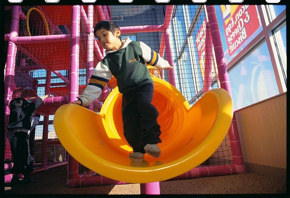<p>We can all thank the McDonaldland playground at the 1972 Illinois State Fair for serving as inspiration for the franchise's now-famous play spaces.<br></p>