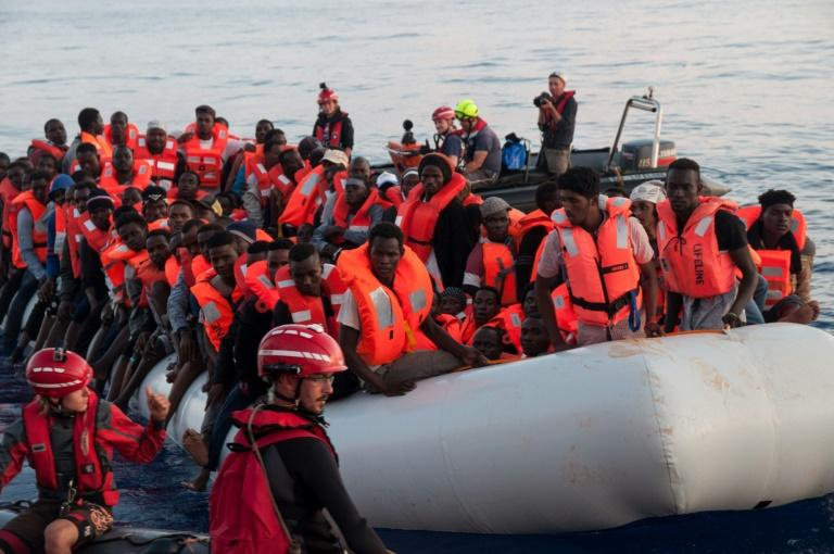 Italy has refused to take in migrants rescued at sea