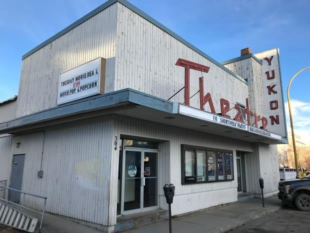 Whitehorse's 2 shuttered movie theatres have been sold. Landmark Cinemas won't say who bought them. (Wayne Vallevand/CBC - image credit)