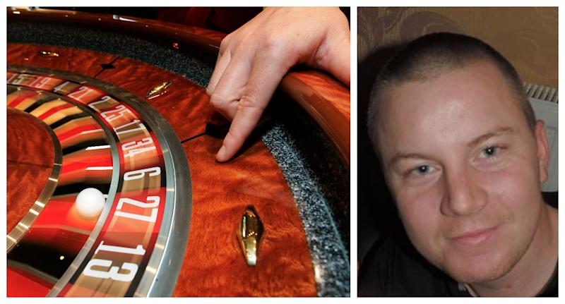 Ryan Myers killed himself over his gambling addiction. Photo: PA / Myers family