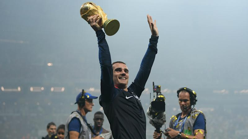 Griezmann wants Ballon d'Or recognition after 'bizarre' Best snub