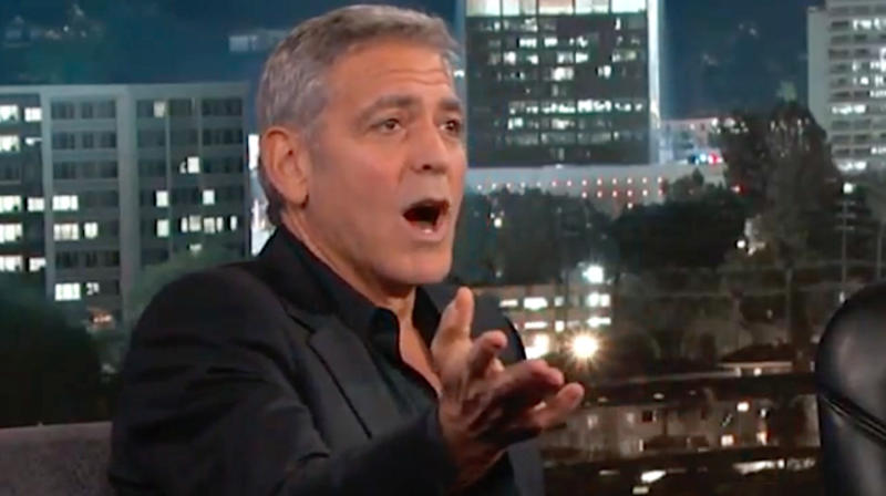 George Clooney's Twins' 'TV Debut' Gets Ruined By A Familiar Face