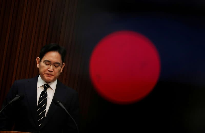 Samsung heir's apology fans skepticism as watchdog panel meets