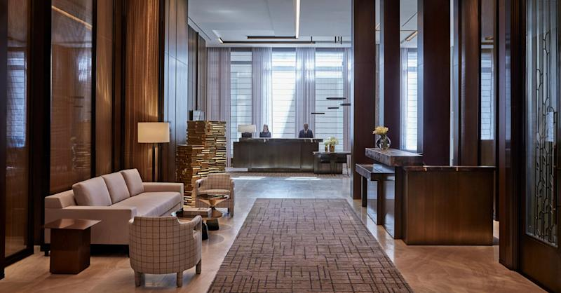 Four Seasons New York Downtown: Modern Luxury in the Financial District