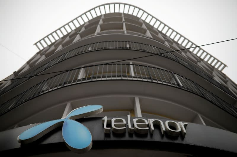 Telenor beats quarterly profit forecast, sees 2020 earnings growth