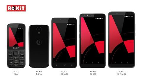 8685060aa217 ROKiT Revolutionizes Mobile Market with Official Launch of Phones