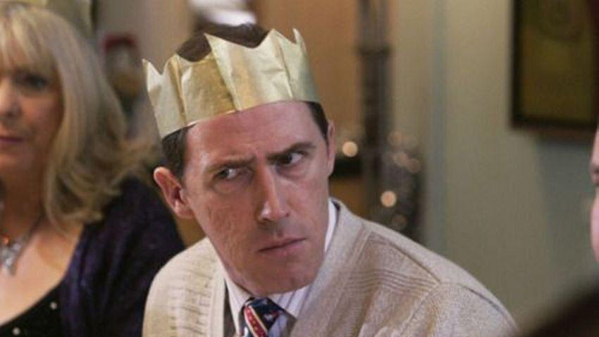 Rob Brydon plays Uncle Bryn in Gavin & Stacey (Photo: BBC)