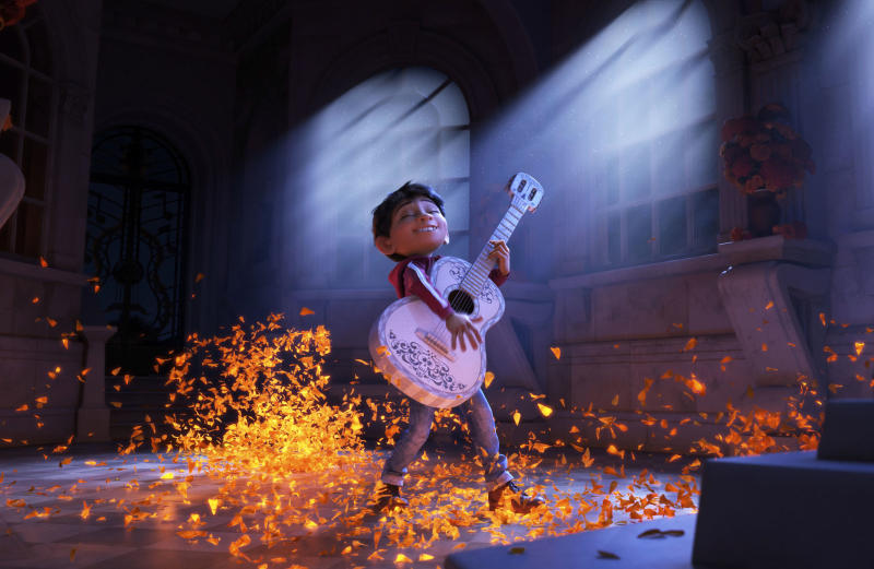 Box office top 20: 'Coco' tops charts for third weekend