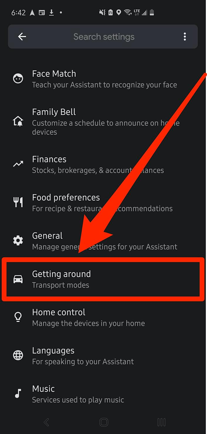 How to use Assistant driving mode in Google Maps 1