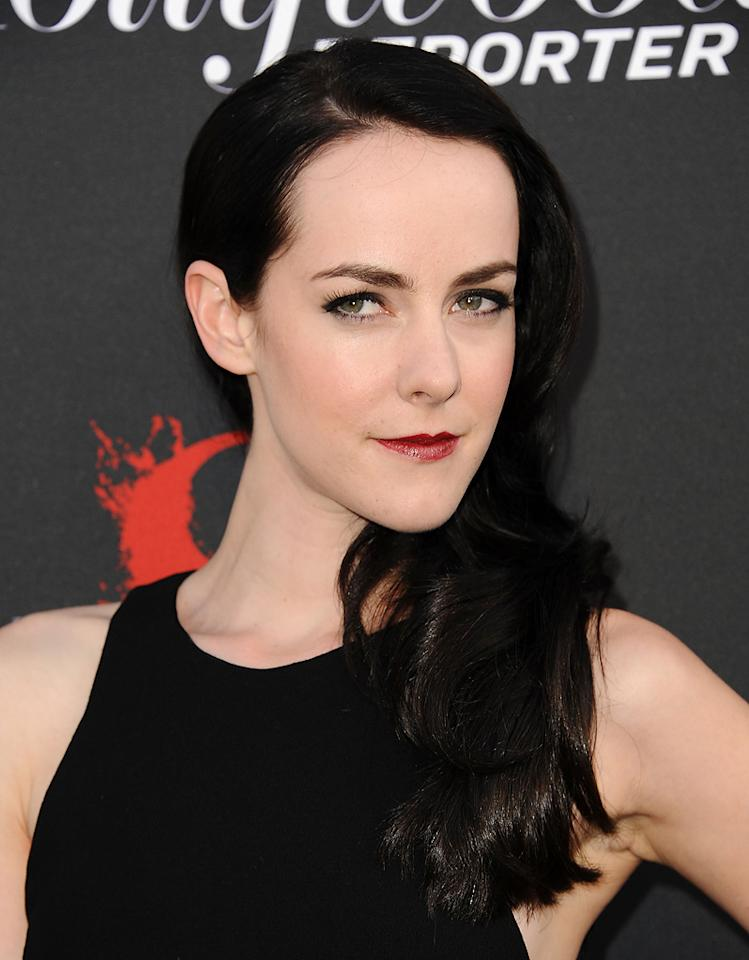 """<a href=""""http://movies.yahoo.com/person/jena-malone/"""">Jena Malone</a><br>'Catching Fire' character: Johanna Mason<br>What you know her from: """"<a href=""""http://movies.yahoo.com/movie/sucker-punch/"""">Sucker Punch</a>"""" and """"<a href=""""http://movies.yahoo.com/movie/contact/"""">Contact</a>"""""""