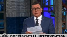 Colbert: 'Either Putin Has Something' on Trump – or 'He's an Idiot' (Video)