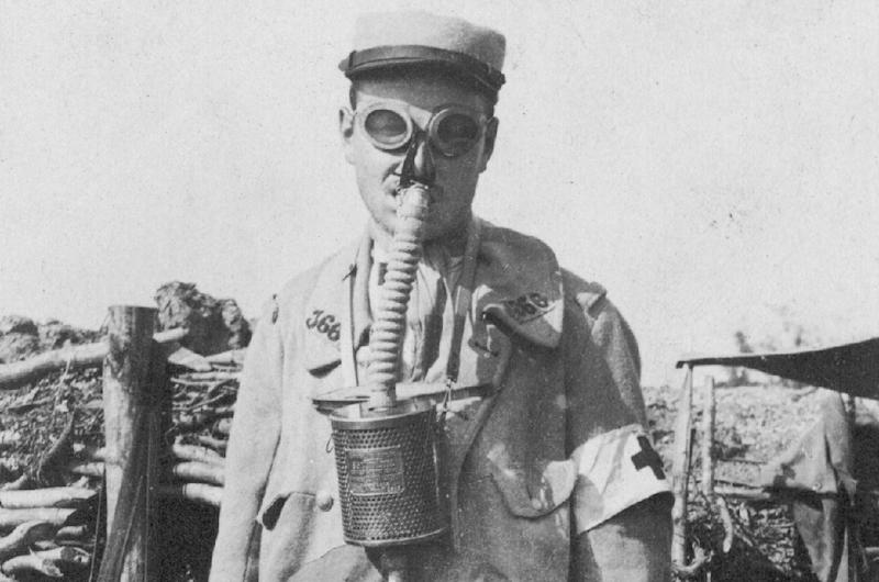 Mustard gas a legacy of wwi - What to do with mustard five unknown uses ...