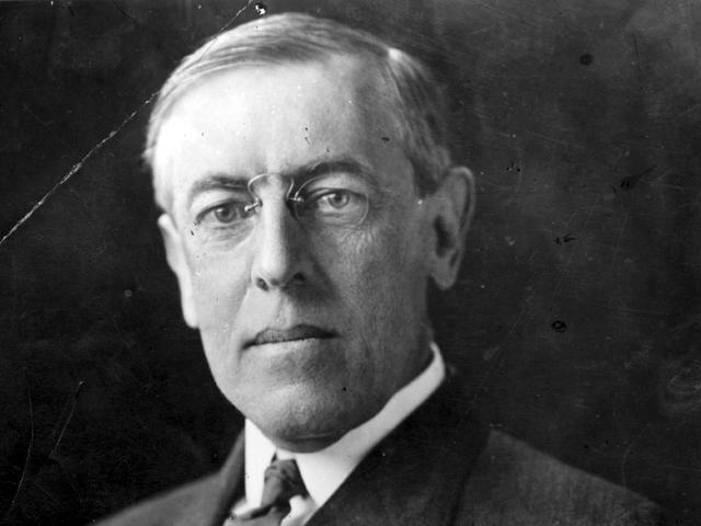 Woodrow Wilson (Getty Images)