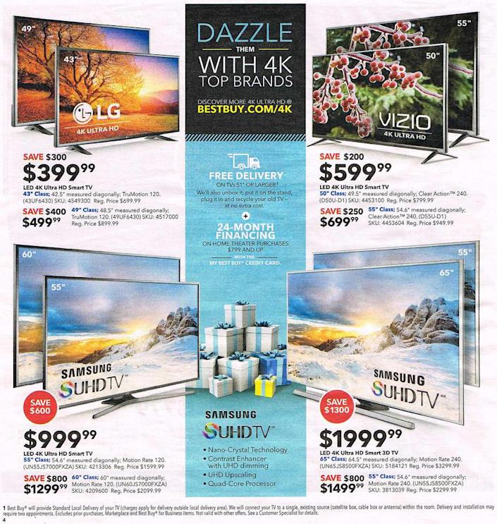 Best Buy Black Friday 2015 Ad Officially Released Here S Everything You Need To Know