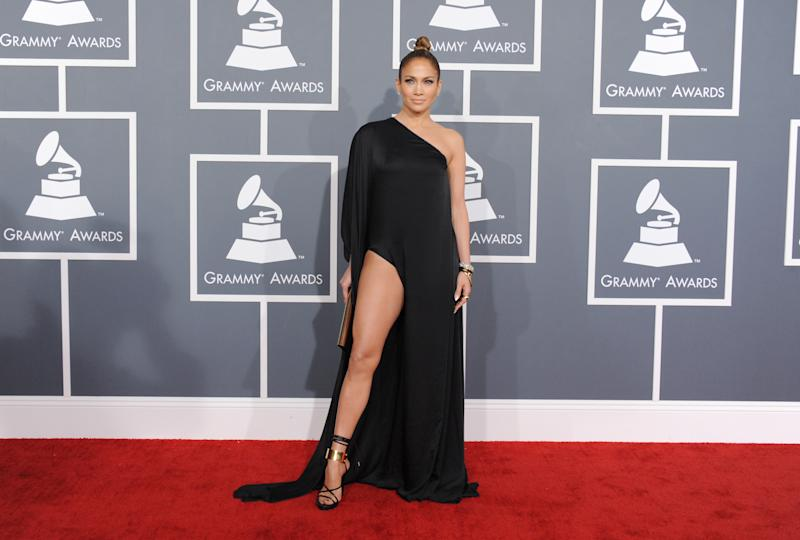 AP Photos: Grammy Awards feature plenty of skin