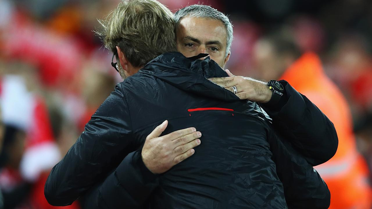 The United manager was supported by the Liverpool after his complaints about the fixtures piling up