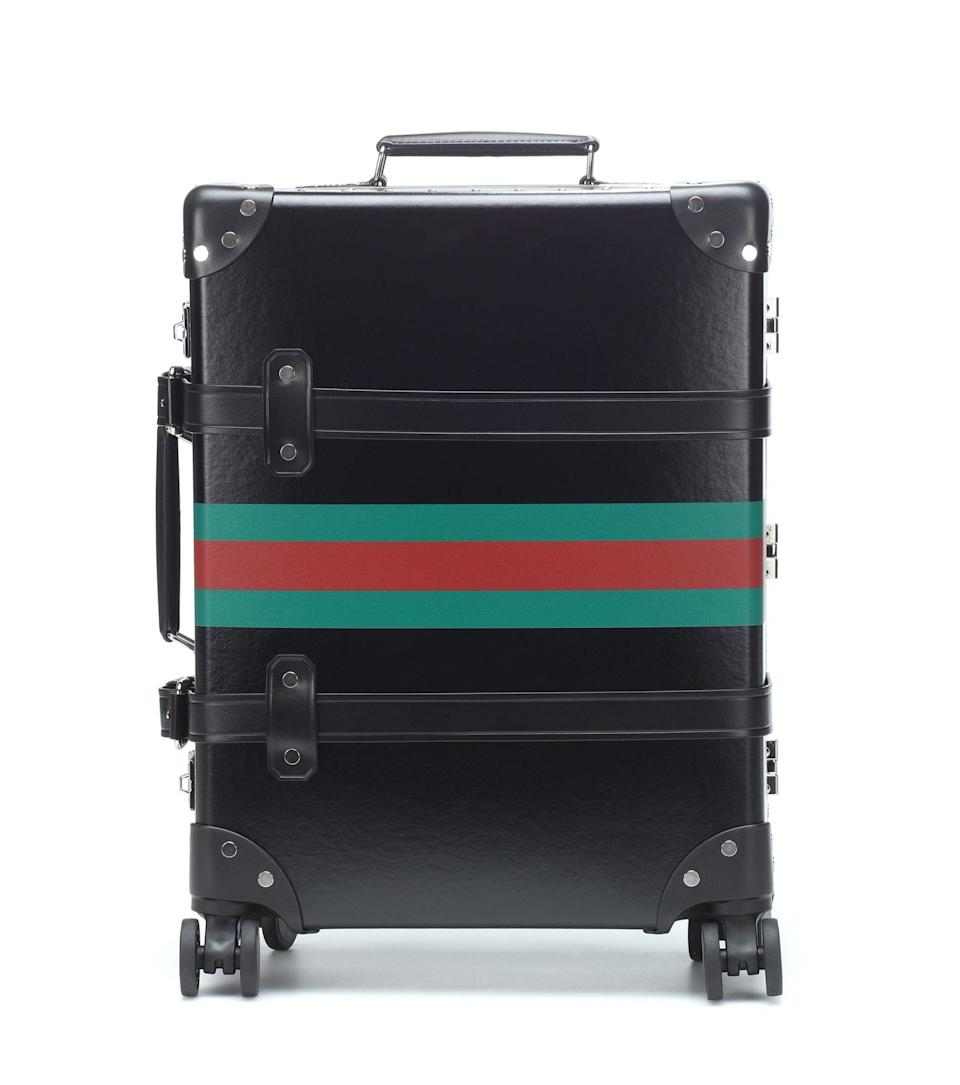 """<p><strong>Gucci</strong></p><p>mytheresa.com</p><p><strong>$2980.00</strong></p><p><a href=""""https://go.redirectingat.com?id=74968X1596630&url=https%3A%2F%2Fwww.mytheresa.com%2Fen-us%2Fgucci-x-globe-trotter-carry-on-suitcase-1178363.html&sref=https%3A%2F%2Fwww.harpersbazaar.com%2Ffashion%2Ftrends%2Fg36053973%2Fgift-ideas-for-grandma%2F"""" rel=""""nofollow noopener"""" target=""""_blank"""" data-ylk=""""slk:Shop Now"""" class=""""link rapid-noclick-resp"""">Shop Now</a></p><p>For the grandmother who looks forward to traveling again, this Gucci x Globe-Trotter collab is the perfect companion. </p>"""