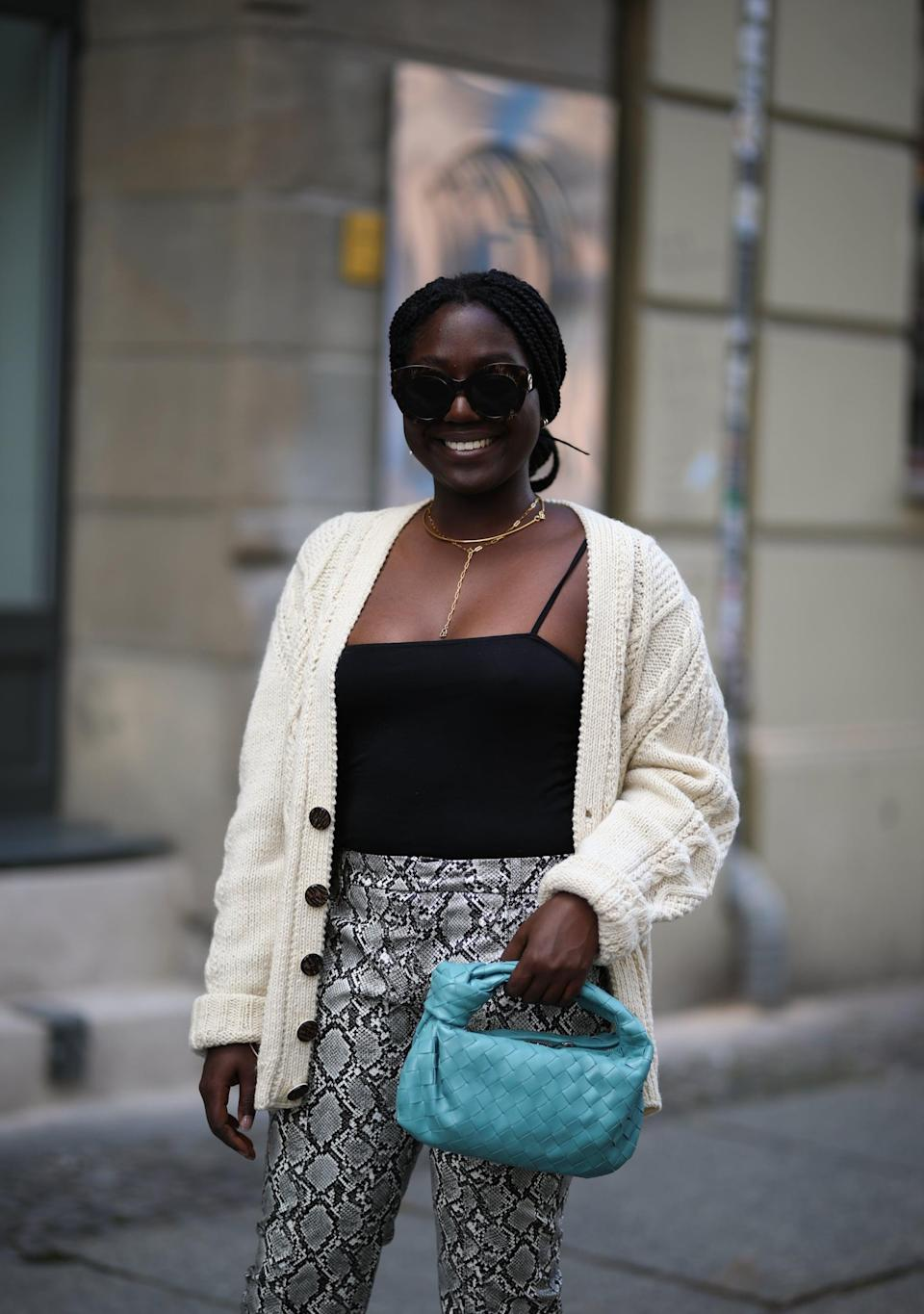 <p>This wardrobe mainstay has reigned for years, but in the near future, I'm going for more refined layering options.</p>