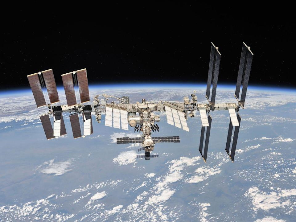 ISS The International Space Station as of Oct. 4, 2018  - a524402b48e6780da85c0c93af68708f - Russia threatens to abandon the International Space Station and build its own