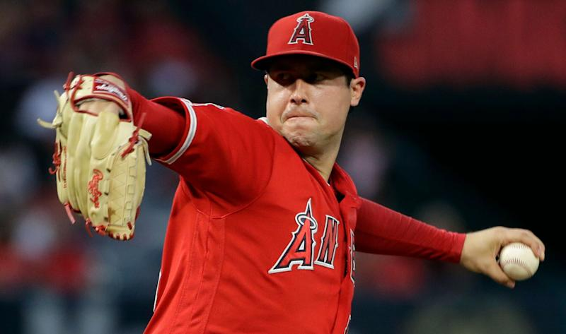 Los Angeles Angels pitcher Tyler Skaggs died on July 1, 2019. He was 27.