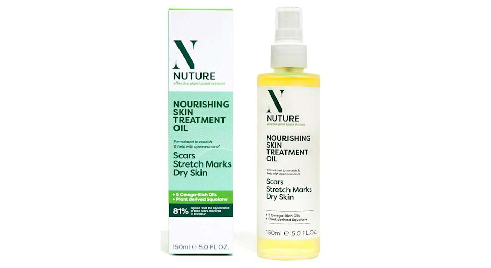 NUTURE Nourishing Skin Treatment Oil