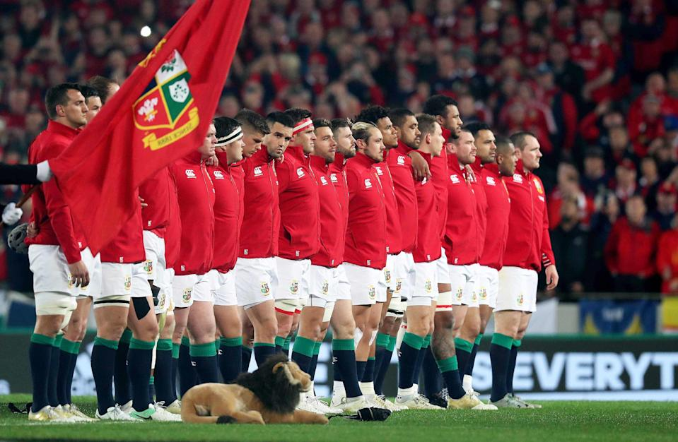The British and Irish Lions will face Japan at Murrayfield next June (British and Irish Lions)