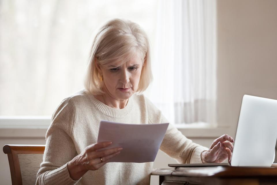 Around 77% of over 50s believe COVID-19 will directly impact their ability to retire, according to a study. Photo: Getty