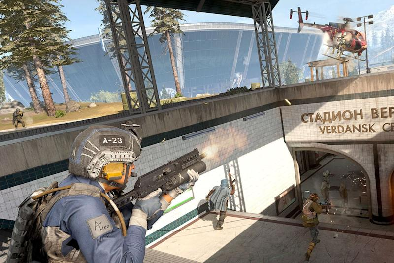 Take the fight to the new Metro system in Call of Duty: Warzone: Activision