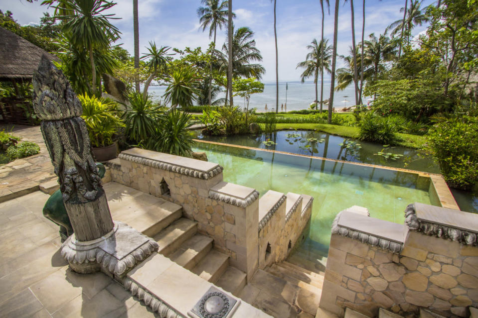 """<p>Centered around a cave where Buddhist monks once meditated, Koh Samui's <a href=""""http://www.kamalaya.com/index.htm"""" rel=""""nofollow noopener"""" target=""""_blank"""" data-ylk=""""slk:Kamalaya"""" class=""""link rapid-noclick-resp"""">Kamalaya</a> offer healthy solutions for detox, stress and burnout, led by a team of naturopaths. <i>(Photo: Courtesy of Kamalaya)</i></p>"""
