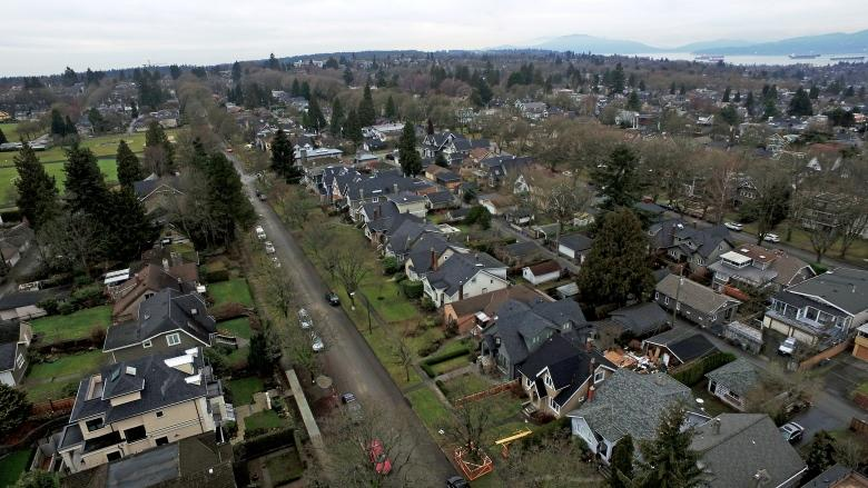 Vancouver mayor hints at future of mixed housing in single family neighbourhoods
