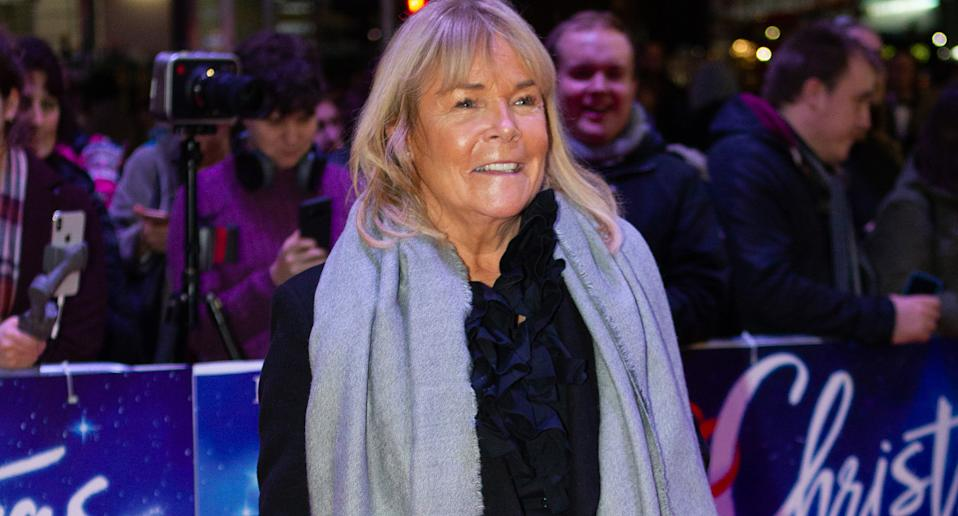 Linda Robson says she was almost mugged over Christmas. (Photo by Robin Pope/NurPhoto via Getty Images)