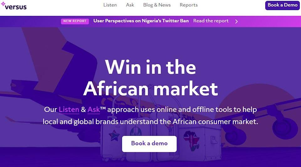 Listen and Ask: Versus Africa offers unprecedented insights for businesses looking to launch in Africa