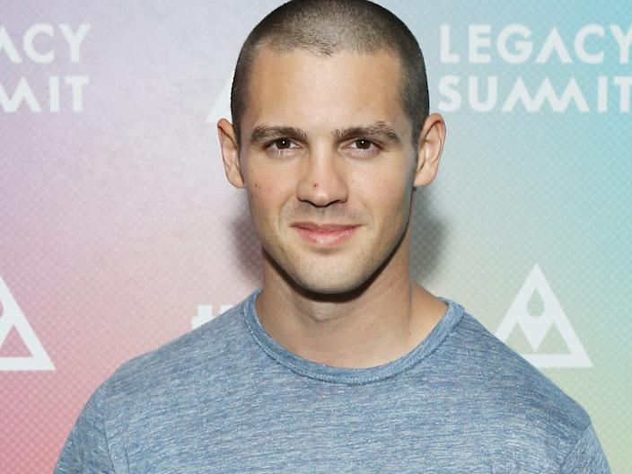 """Steven R. McQueen in July 2019. <p class=""""copyright"""">Michael Tran/Getty Images</p>"""