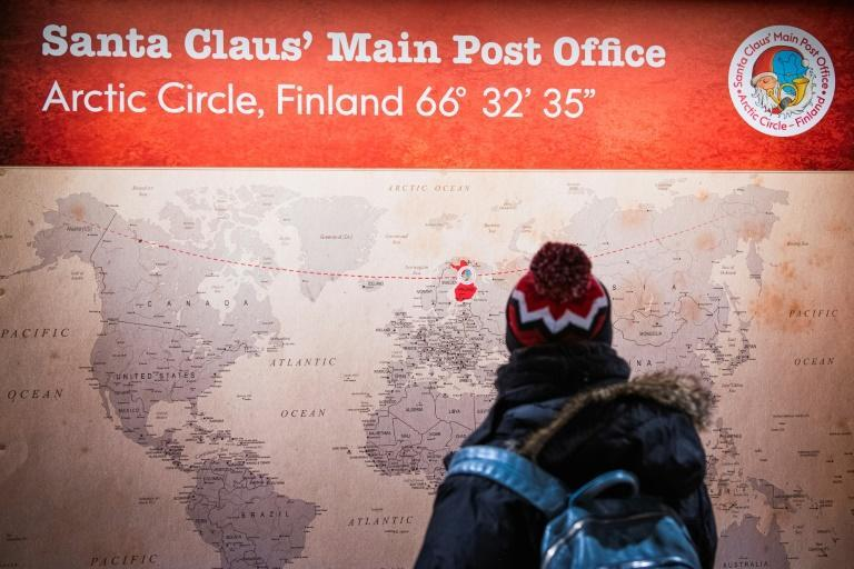 Rovaniemi's Santa-themed attractions are bereft of bookings this year
