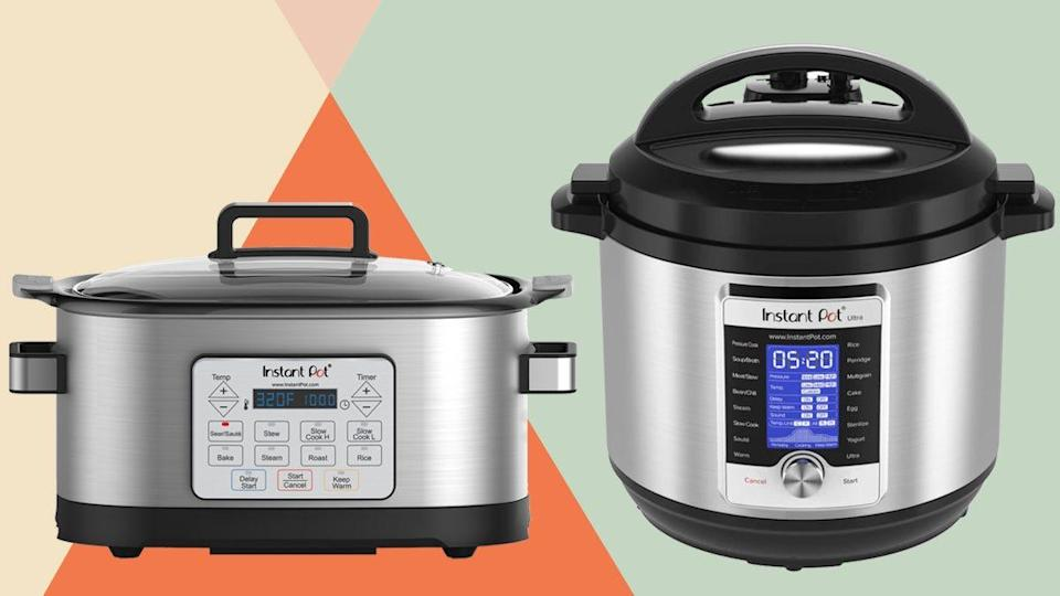 Now's the best time to nab a shiny new Instant Pot thanks these Black Friday deals.