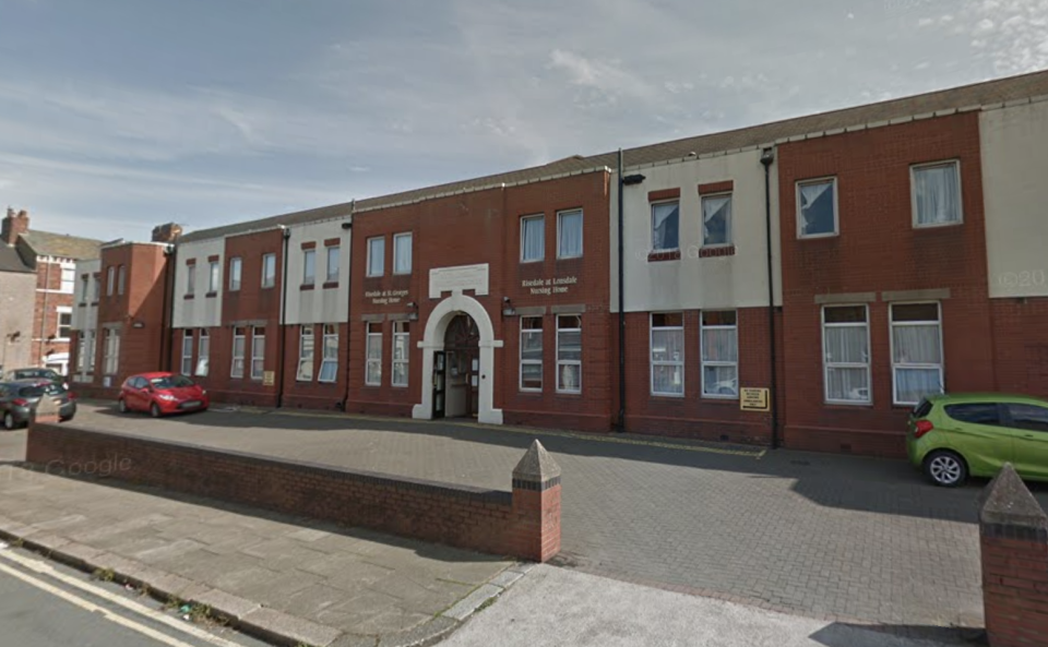 The abuse took place at St George's Nursing Home in Barrow, Cumbria. (Google)