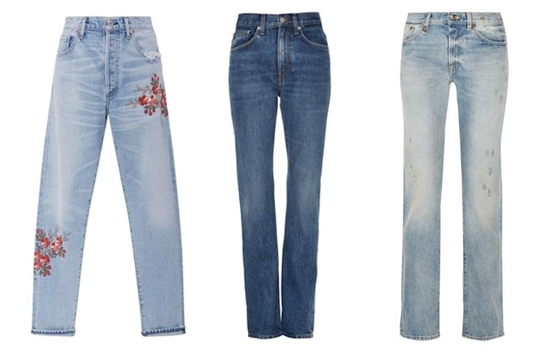 The 4 Jeans You Need in Your Wardrobe This Fall