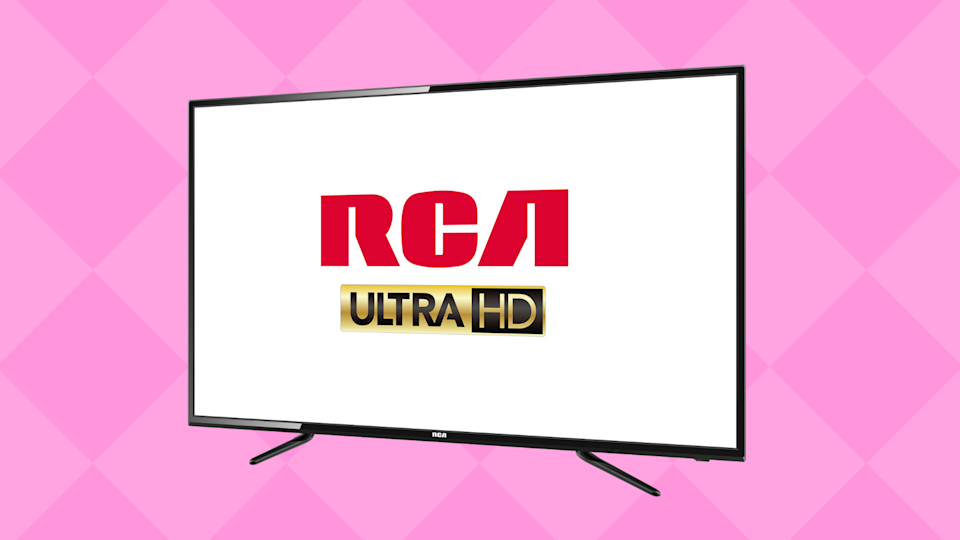 Only $248 for this RCA 50-inch Class 4K Ultra HD Android Smart QLED TV! (Photo: Walmart)