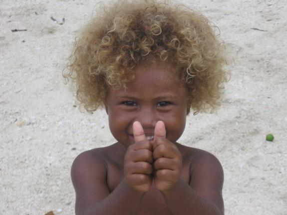 The Origin of Mysterious, Dark-Skinned Blonds Discovered
