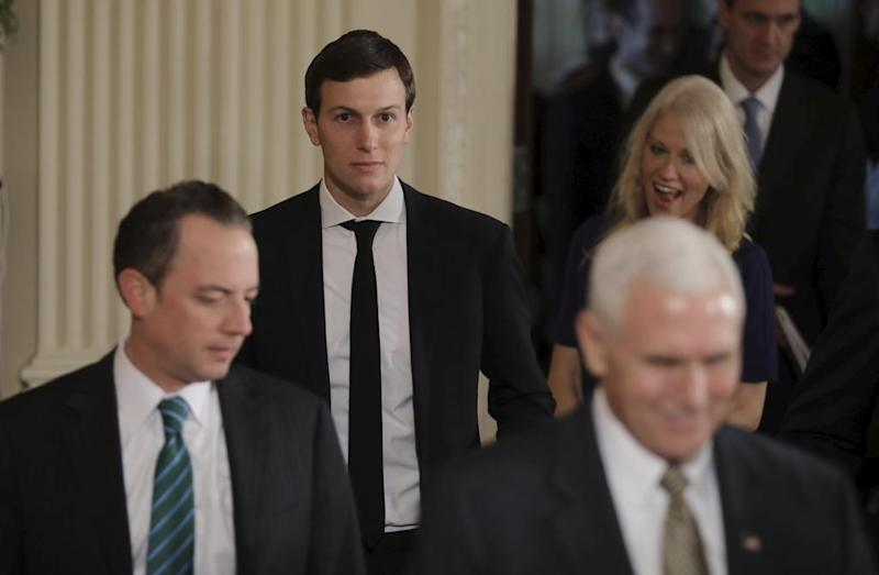 Kushner Called Lockheed CEO To Cut THAAD Cost For Saudi Arabia