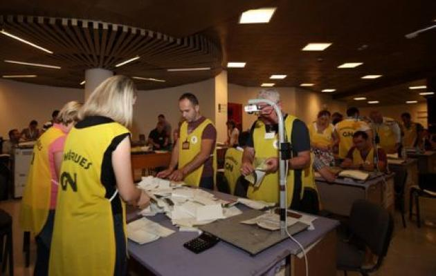<p>Albanian Socialists to get parliamentary majority, partial vote count shows</p>