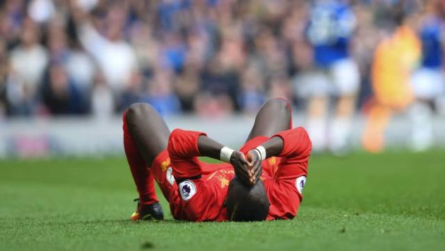 <p>He's proven to be the latest in a long line of Everton nemeses after bagging his second goal in as many Merseyside derbies.</p> <br><p>The pictures beamed around the globe of Sadio Mane lying prone on the Anfield turf, however, will have been a worrying sight for all Liverpool fans.</p> <br><p>The Senegal forward twisted his ankle after a 55th minute duel with Leighton Baines and, despite attempts to carry on, was clearly in a lot of pain as he staggered off the field.</p> <br><p>It could be a while before the 24-year-old returns and, if the Reds' form in his absence during the Africa Cup of Nations in January was anything to go by, he'll be a big loss to their top four chances.</p>