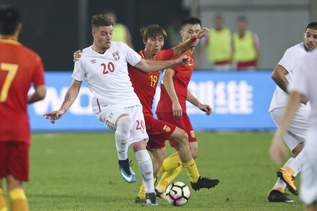 <p>Sergej Milinkovic-Savic is part of the Serbia team valued at €305m. </p>